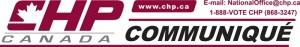 CHP Comm header